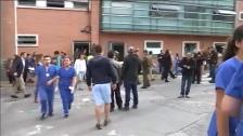 Una explosión en un hospital de Chile causa tres muertos y alrededor de 50 heridos