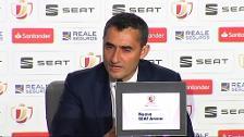 """Montella: """"El Barça tiene jugadores extraterrestres que hoy han jugado a un gran nivel"""""""
