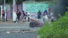 Muere un periodista de un disparo en las protestas de Nicaragua