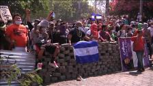 Se suceden las protestas en Nicaragua por la reforma de la Seguridad Social