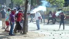 La OEA condena la ola de violencia en Nicaragua