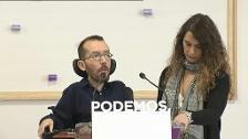 La dirección de Podemos decide no tomar medidas contra Bescansa