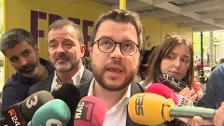 Aragonès rechaza nueva financiación sin Govern