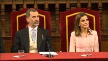 La política se cuela como protagonista en la entrega del Cervantes
