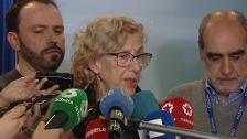 La alcaldesa Carmena confirma que el ayuntamiento cambiará los nombres de las calles franquistas
