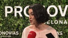 Blanca Romero y Lucía Rivera desfilan juntas para Pronovias