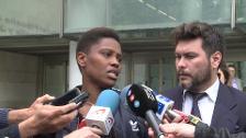 """Madre de Semedo insiste en que fue """"víctima de una estafa"""""""