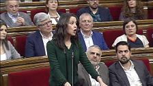 Arrimadas anuncia que presentará un recurso de amparo ante el TC por el voto delegado de Toni Comín