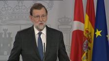 Cifuentes ha dimitido por orden de Rajoy