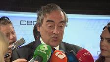 CEOE cree que sindicatos están parados en negociaciones sueldos
