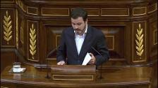 """Garzón al PP: """"Se han traicionado ustedes con este acuerdo de última hora de las pensiones"""""""