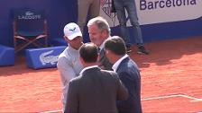 """Toni Nadal: """"Si Rafael me necesitara claro que iría"""""""