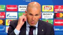 """Zidane avisa para la vuelta: """"Habrá que plantearlo de una manera diferente que ante la Juventus"""""""
