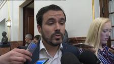 Garzón desmiente las informaciones que apuntan a una integración de IU en Podemos