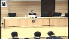 """Condenan a nueve años de prisión a 'La Manada' por un """"delito continuado de abuso sexual"""""""