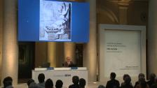 """Félix de Azúa explica cómo el Romanticismo """"apagó las luces"""" de la Ilustración en una conferencia en la Fundación BBVA"""