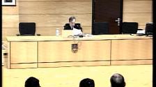 Lectura de la sentencia de Jesús Escudero, miembro de 'La Manada'