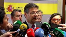 """Catalá sobre 'la Manada': """"Podemos tener garantías de que en España la ley se cumple"""""""