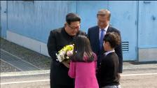Encuentro histórico entre los líderes de las dos coreas tras 65 años de conflicto