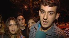 Diversión, desenfreno y alcohol en la fiesta de San Cemento en la Complutense