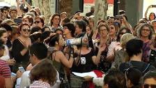 Manifestaciones en toda España contra la sentencia a La Manada