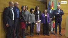 Carmen Sarmiento y María Hervás ganan el XV Premio Internacional de Periodismo Manuel Alcántara