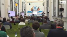 El CTAG presenta en el Polo Digital de Málaga un coche autónomo que puede recogerte desde donde lo estacionamos