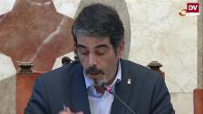 EH Bildu e Irabazi abandonan el pleno del Ayuntamiento de Donostia por no suspenderse tras la sentencia contra 'La Manada'