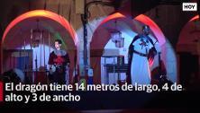 Dragón de San Jorge 2018