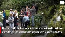 El Jardín Botánico celebra sus 15 años