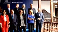 El Jurado del Premio Princesa de Asturias de las Artes 2018 ya está reunido