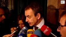Zapatero se pronuncia sobre la oficialidad del asturiano: 'Reconocer la identidad es compatible con una visión abierta'