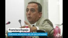 El portavoz del PP dice que Castejón tiene «encefalograma plano» y que debe ir al hospital