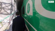 Así es la experiencia de viajar en la línea del AVE desde Granada hasta Antequera