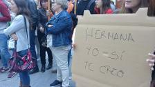 Motril se manifiesta contra la sentencia de 'La Manada'