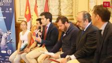 Presentación del World Padel Tour en Valladolid
